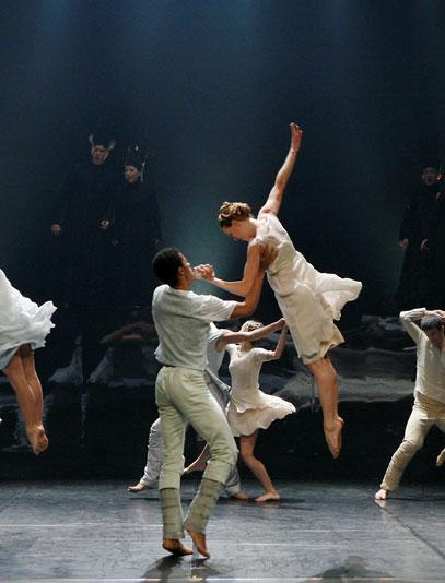Danse ballet de lorraine