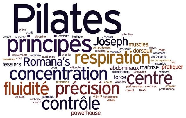 principes du Pilates